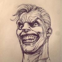 Joker by Zherj