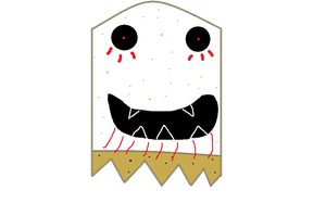 Scarydude favorite cookie by FunnyGamer95