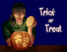 Trick Or Treat by KrisCynical