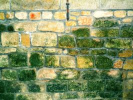 Stones and walls IV by Aldriann