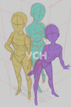 group ych #25 open [females only] by sviu