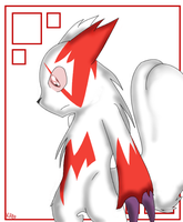 zangoose by x-nauts