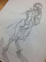 Vampirella Pencils by ghdmv