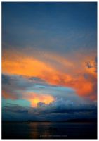 breathing sunset by Kanzo