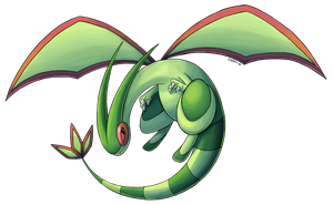 Pokecember Day 15: Favourite Dragon Type by MissPiika