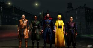 Doctor Strange Future Fight movie pack by SSingh511