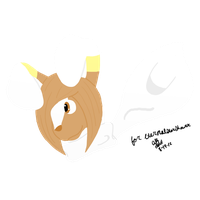 Jinka Lineless Headshot by CollectionOfWhiskers