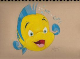 Flounder by ISleepWithSirens