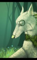 Forest Creature by AmySilverShine