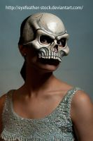 skull other way by eyefeather-stock