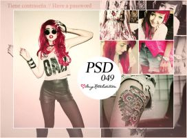 PSD 049 by OmgKltzEdition
