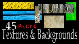 Textures and Backgrounds 2 by rclarkjnr