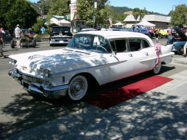 1958 Cadillac Series 75 Fleetwood Playboy Limo by RoadTripDog