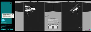 LGS.04_T-Shirt Template by escapepodone