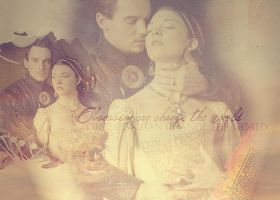 the tudors by Rockpinky