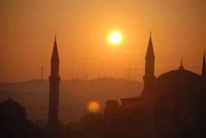 Sunrise in Istanbul by r3code