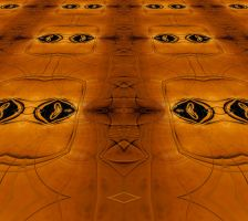 Pumpkin Floor by worksteady