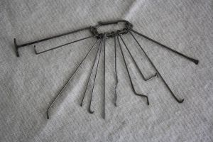 Lock picks - LARP by Simbaen