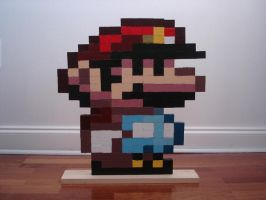 Super Mario World Sprite by DA-sWooZie