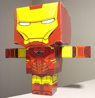 Iron man prototype001 by randyfivesix