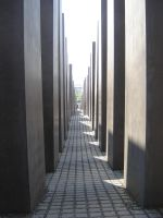 Berlin Memorial:.2 by Amor-Fati-Stock