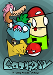 Goomsday: A Gooey Nuzlocke Cover Page by LordGoom