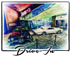 Drive In by Shawna Mac by ShawnaMac