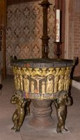 baptismal font by archaeopteryx-stocks