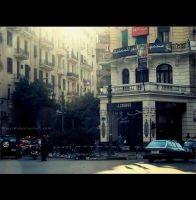 Downtown by Nour-K