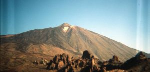 diana f+..volcano teide by InjectedSmiles