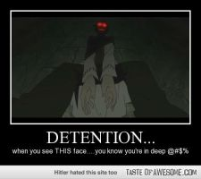 soul eater captions 1: detention by greyvss