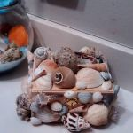 Seashell Jewelry Box by JadasArtVision