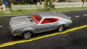 '69 Oldsmobile by hankypanky68