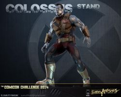 colossus by sumutf
