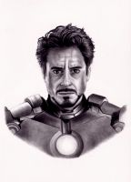 Iron Man by kad84