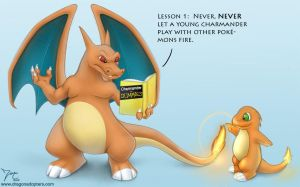Charmander for Dummies by thazumi