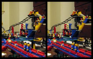 lego theme park - stereo by pwg