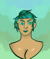 Teal by TomatoLove