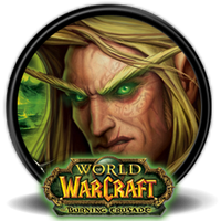 World of WarCraft: Burning Crusade - Icon by Blagoicons