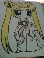 Chibi sailormoon princes by LittleChibiMiku