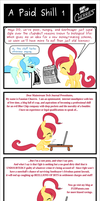 SDC - A Paid Shill 1 by C-quel
