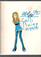 Calli Rainy by stargirl141