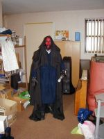 Darth Maul episode 1 by tay34