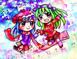 FLY to the SKY by Colorful--Melody