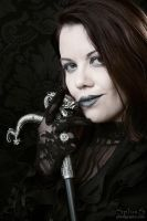Goth at Heart by BlackRoomPhoto