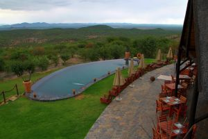 Opuwo Country Lodge, Namibia by ElSpaZo