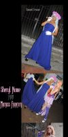Sheryl Nome TWO by BleuLilo