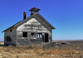 One Room Schoolhouse by TRunna