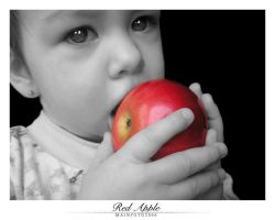 Red Apple 2 by Mainard
