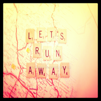 Let's Run Away by Labrinth63